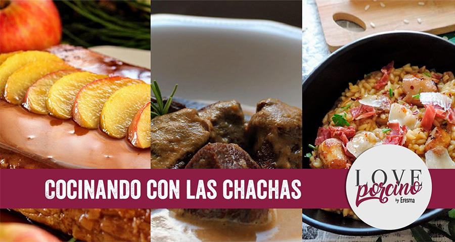 Cocinando con Las Chachas