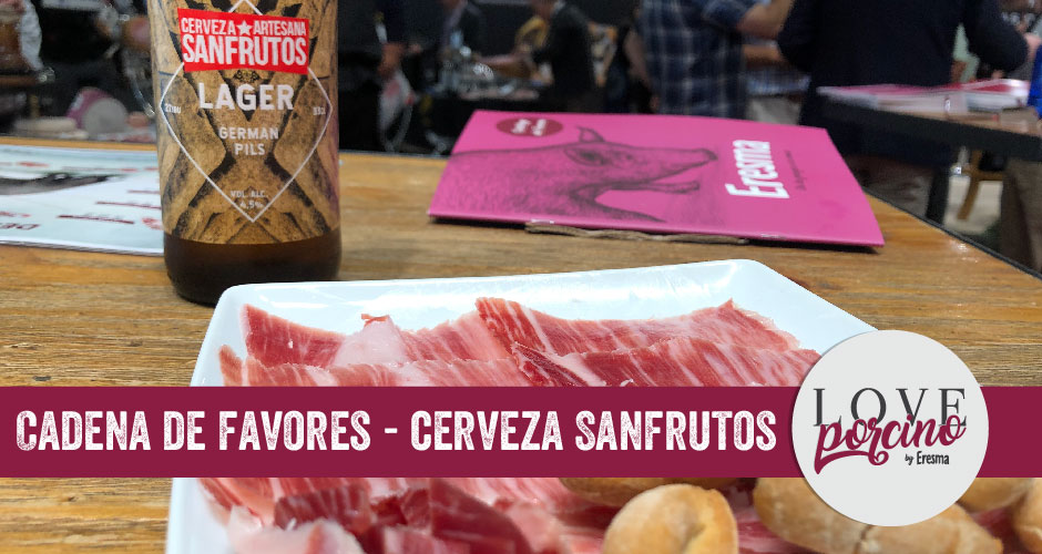 Cadena de Favores – Cerveza SanFrutos