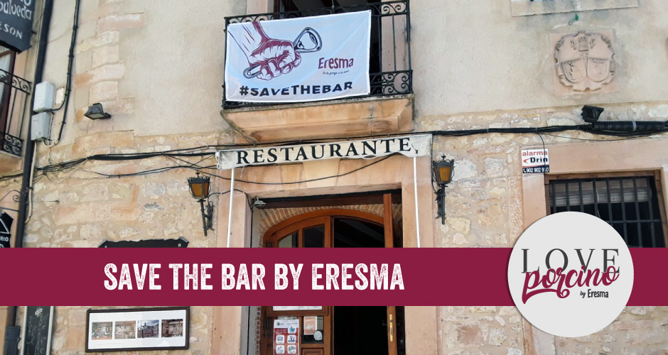 Save the Bar by Eresma