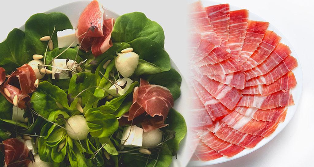 ventajas del jamon en lonchas para recetas
